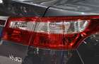 Renault Latitude Tail Light Pictures