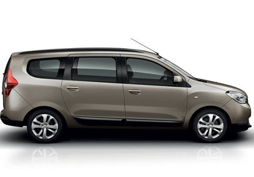 Renault Lodgy Cross Side View Exterior Picture