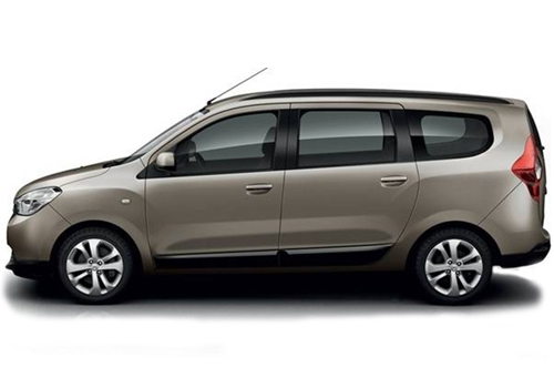 Renault Lodgy Front Angle Side View Exterior Picture