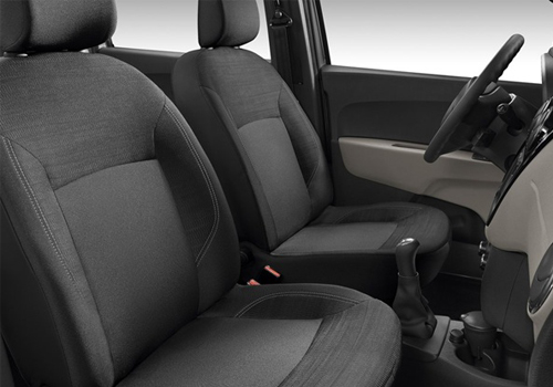 Renault Lodgy Front Seats Interior Picture