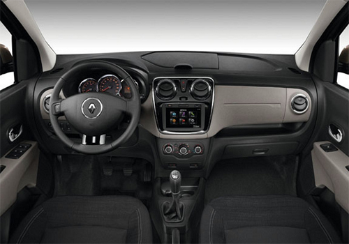 Renault Lodgy Steering Wheel Interior Picture