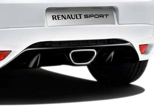 Renault Megane Exhaust Pipe Exterior Picture