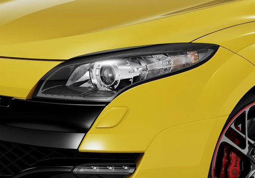 Renault Megane Headlight Exterior Picture
