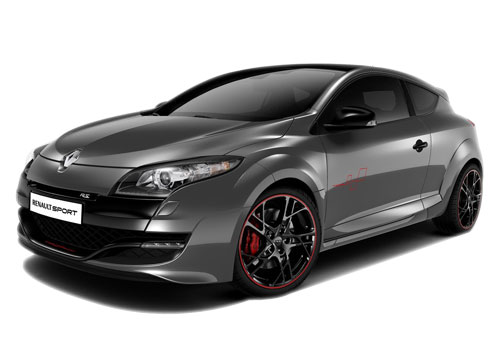 Renault Megane Front High Angle View Exterior Picture