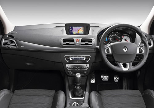 Renault Megane Dashboard Interior Picture