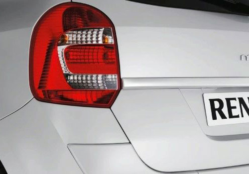 Renault Modus Tail Light Exterior Picture