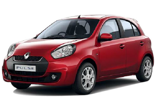 Renault Pulse Front View Side Picture