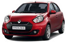 Renault Pulse Front High Angle View Picture