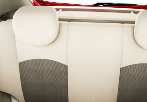 Renault Pulse Rear Seats Interior Picture