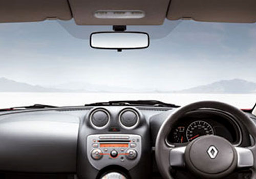 Renault Pulse Courtsey Lamps Interior Picture
