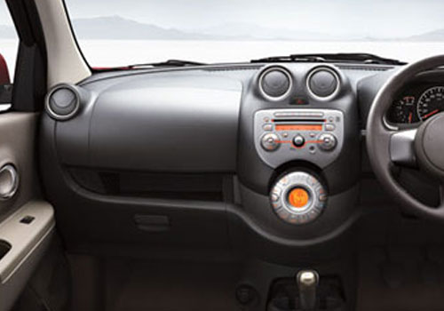 Renault Pulse Side AC Control Interior Picture