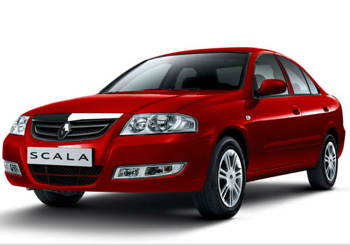 Renault Scala Front View Side Picture