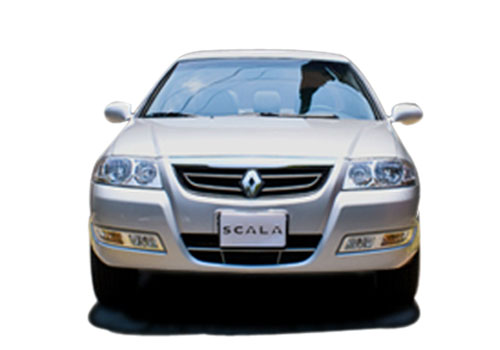 Renault Scala Front View Picture