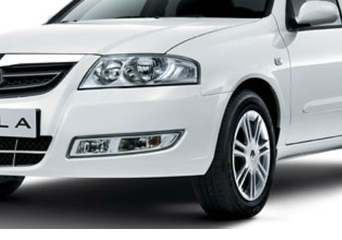 Renault Scala Headlight Picture