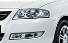 Renault Scala Headlight Photos