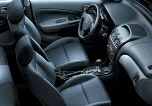 Renault Scala Interiors