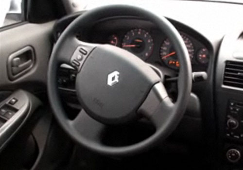 Renault Scala Steering Wheel Picture