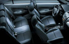 Renault Scala Third Row Seat Picture