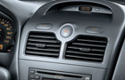 Renault Scala Front AC Controls Picture