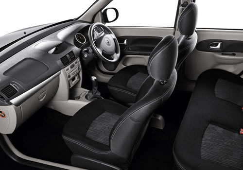 Renault Symbol Front Seats Interior Picture