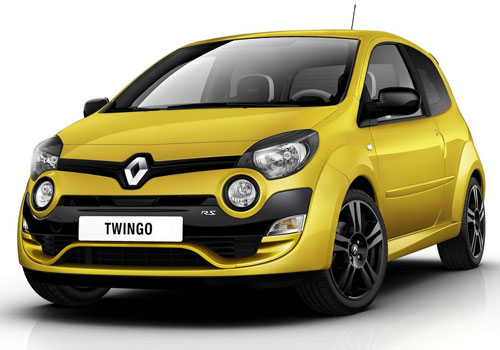 Renault Twingo Pictures