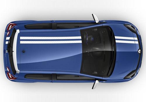 Renault Twingo Top View Exterior Picture | CarKhabri.com