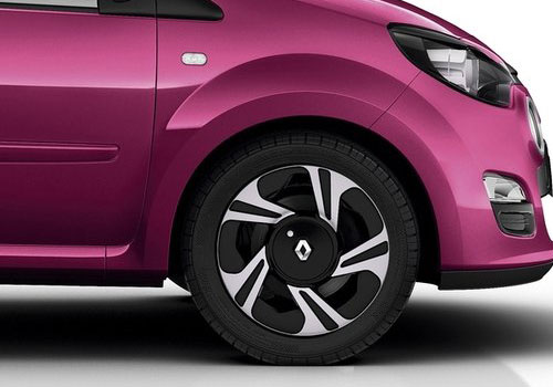 Renault Twingo Wheel and Tyre Exterior Picture