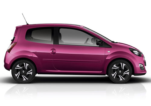 Renault Twingo Side Medium View Exterior Picture