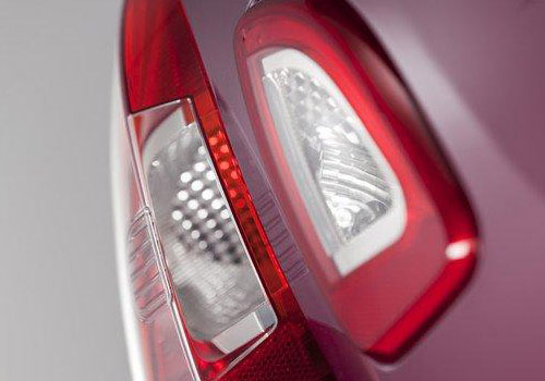 Renault Twingo Tail Light Exterior Picture