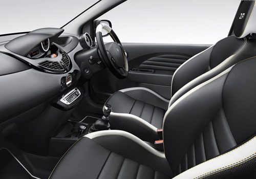 Renault Twingo Front Seats Interior Picture