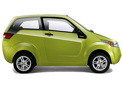 Mahindra Reva NXR; the Gen-X electric car expected to take charge in ...