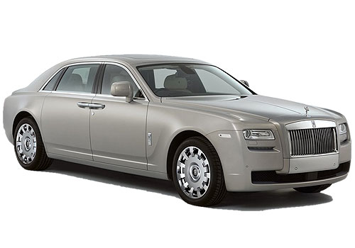 Rolls Royce Ghost Pictures