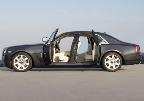 Rolls-Royce Ghost Pictures