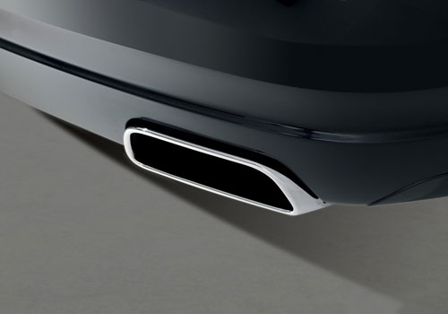 Rolls-Royce Ghost Exhaust Pipe Exterior Picture