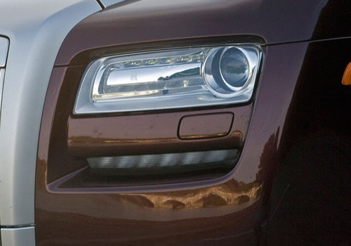 Rolls-Royce Ghost Headlight Exterior Picture