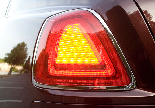 Rolls Royce Ghost Tail Light Exterior Picture Carkhabri Com