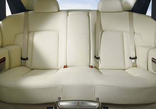 Rolls-Royce Ghost Rear Seats Picture