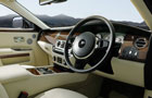 Rolls Royce Ghost Dashboard Picture