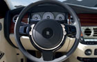 Rolls Royce Ghost Steering Wheel Picture
