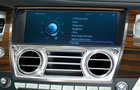 Rolls-Royce Ghost Front AC Controls Picture
