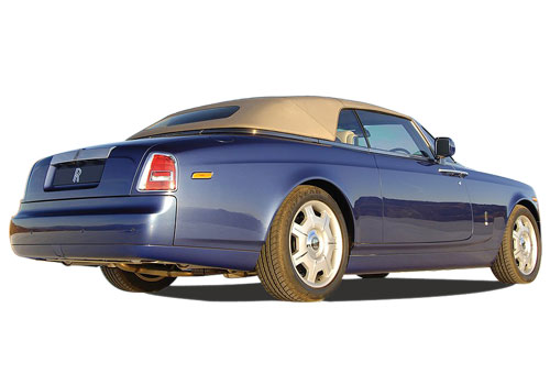 Rolls-Royce Phantom Cross Side View Exterior Picture