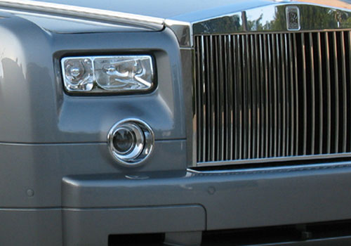 Rolls-Royce Phantom Headlight Exterior Picture