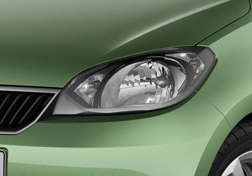 Skoda Citigo Headlight Exterior Picture