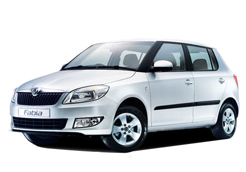 Skoda Fabia Front View Side Picture