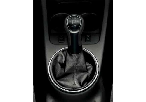 Skoda Fabia Gear Knob Interior Picture