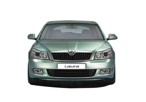 Skoda Laura Front View Exterior Picture