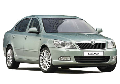 Skoda Laura Front Low Angle View Exterior Picture