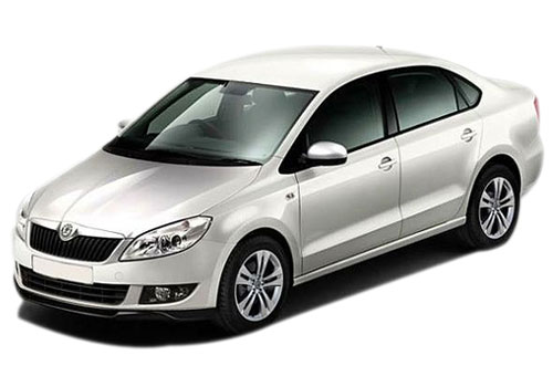 Skoda Lauretta Front Angle View Exterior Picture
