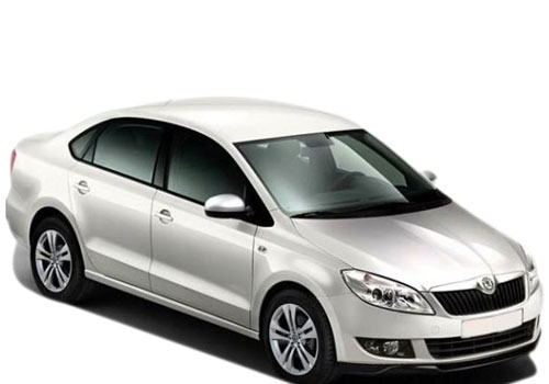 Skoda Lauretta Front Low Angle View Exterior Picture