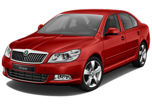 Skoda Octavia Front View Side Picture